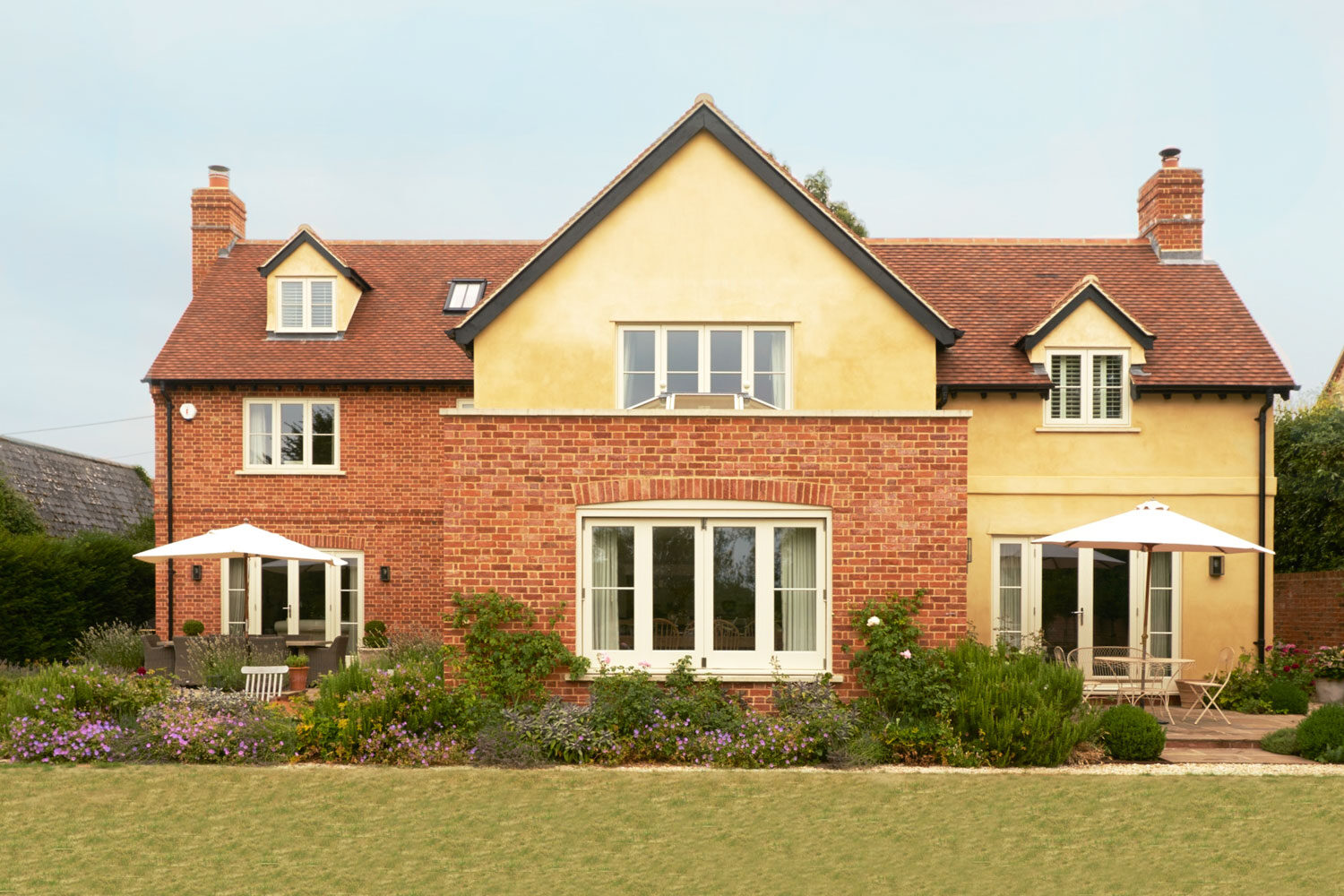 NEW BUILD FAMILY HOME, OXFORDSHIRE VILLAGE
