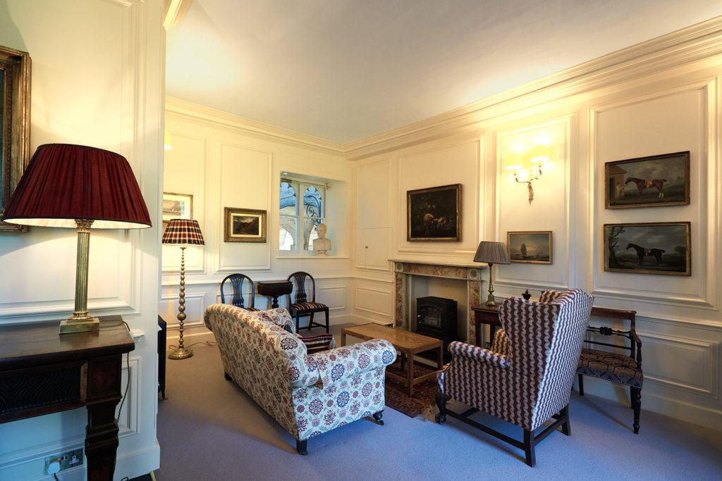 Historic Oxford college refurbishment