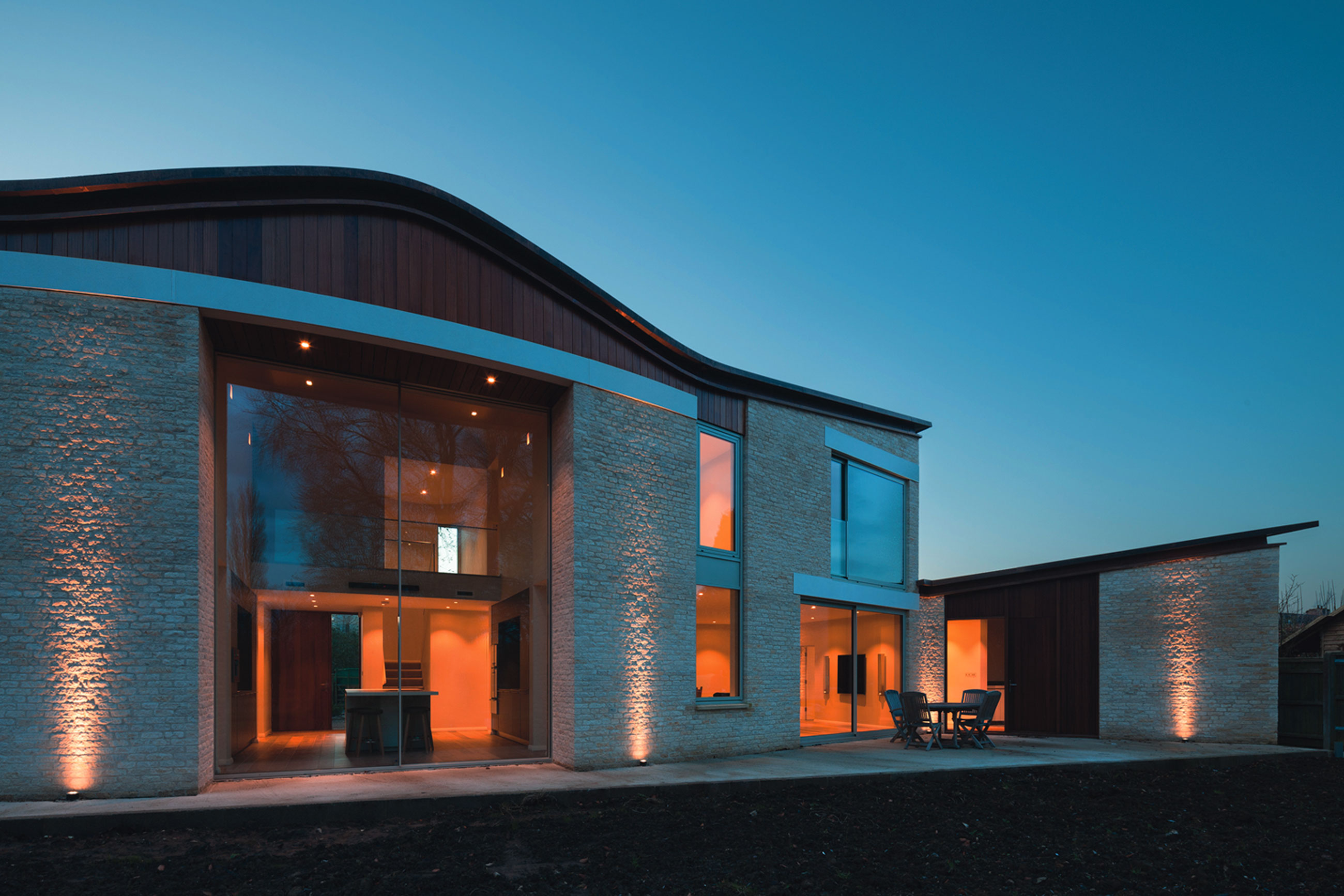 Stunning new build Oxfordshire home