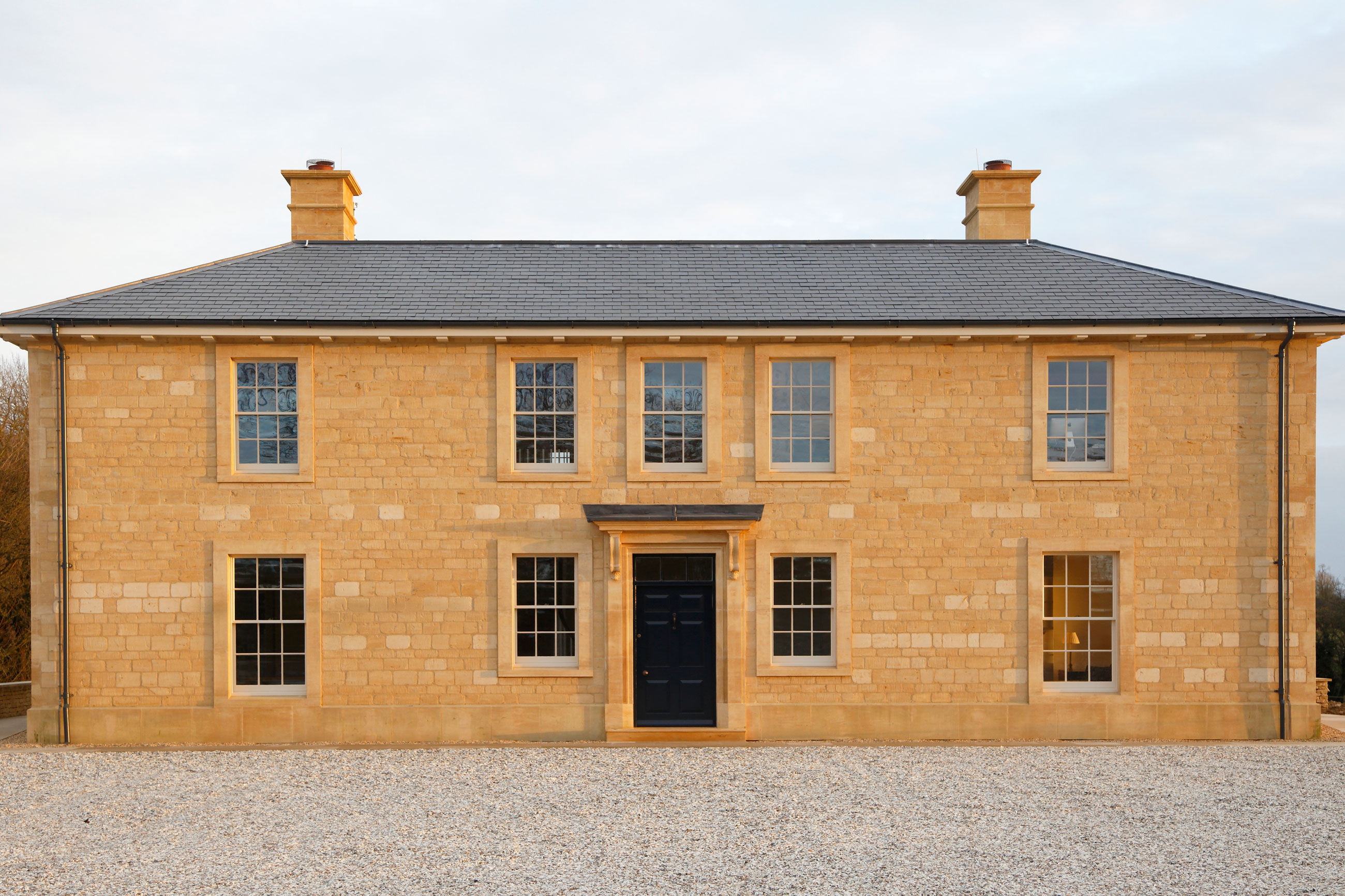 TRADITIONAL FARMHOUSE, RURAL COTSWOLDS
